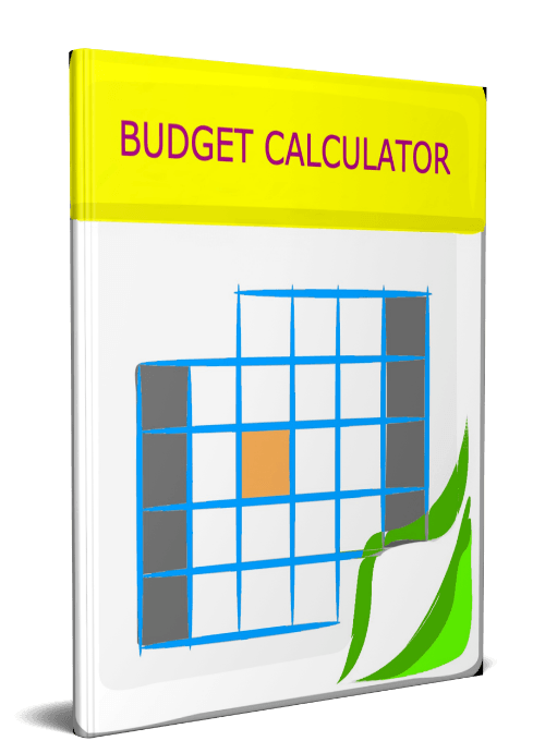 free budget calculator
