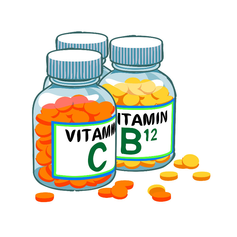 vitamin types